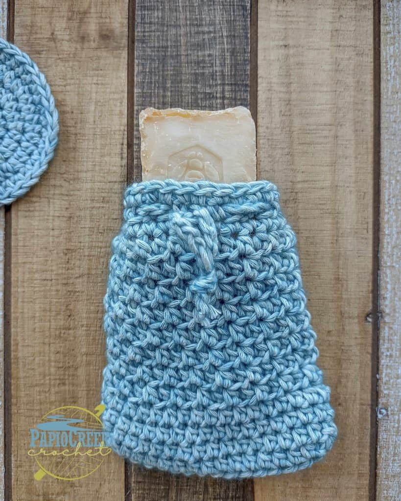 Lather Up Soap Saver and Super Simple Face Cloths